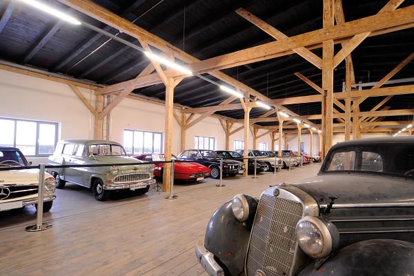 Oldtimer-Loft Altbau
