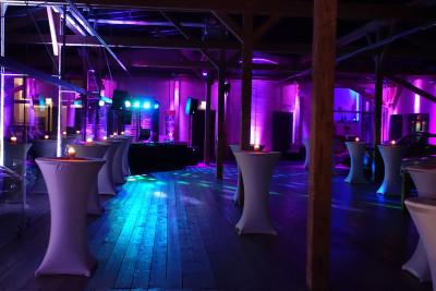OG Loft Altbau Event