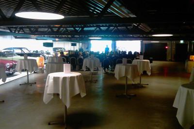 OG Loft Neubau Event