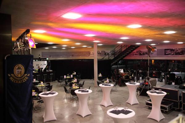 Technik Top Lounge