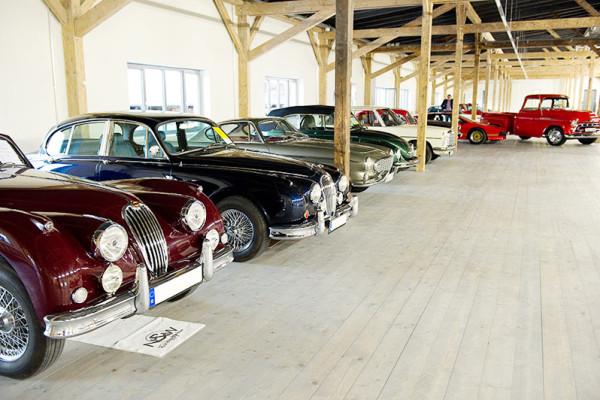 Eröffnungsfeier der Oldtimerfabrik Classic Juli 2010