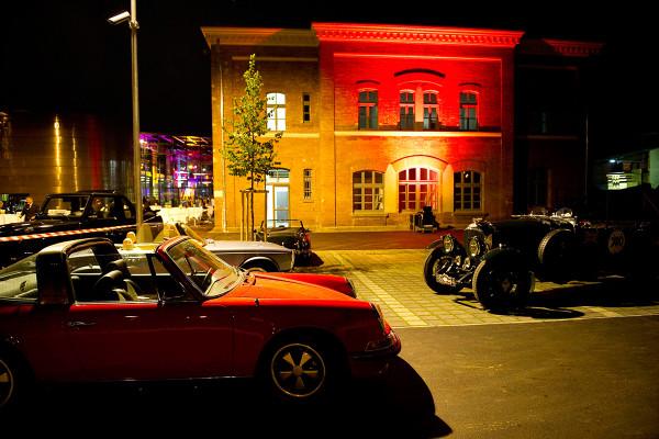 Illumination Parkplatz