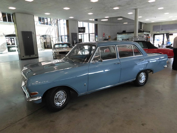 Opel Rekord A 1700